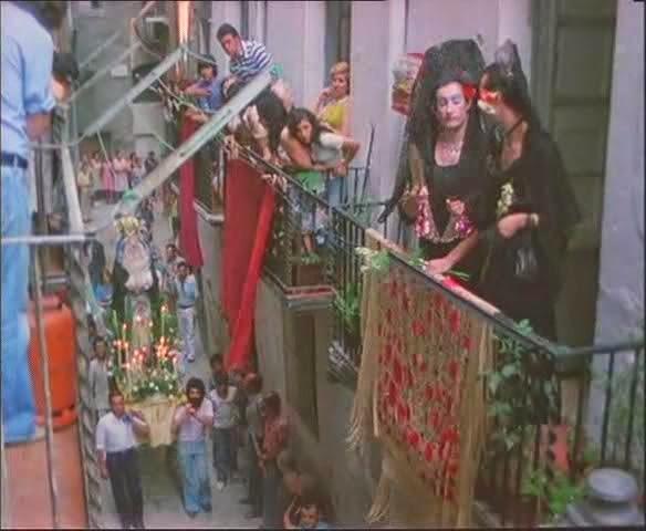 Ocaña, Procession, film still, 1978