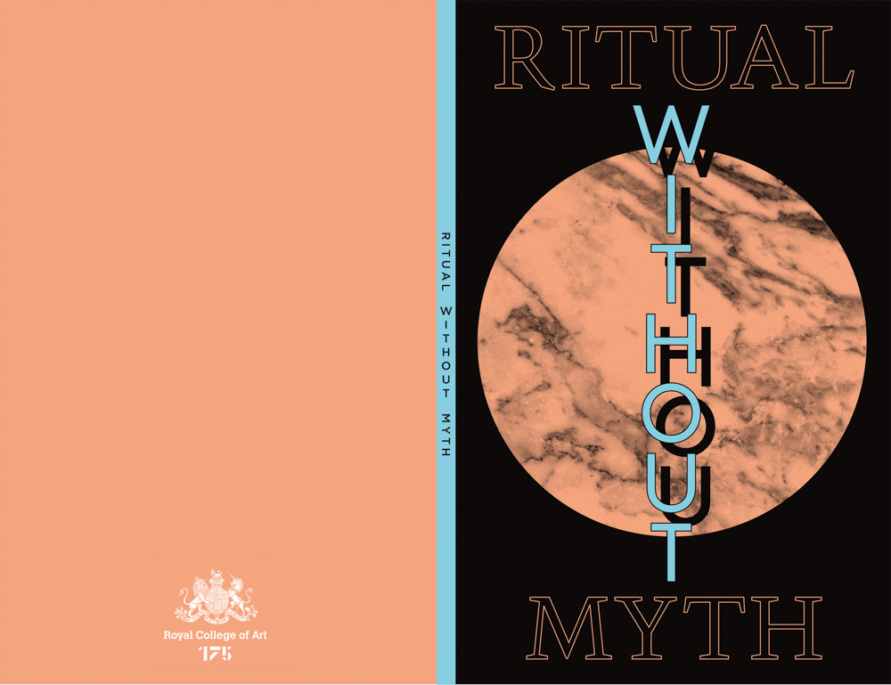 Ritual without Myth, exhibition catalogue, 2012