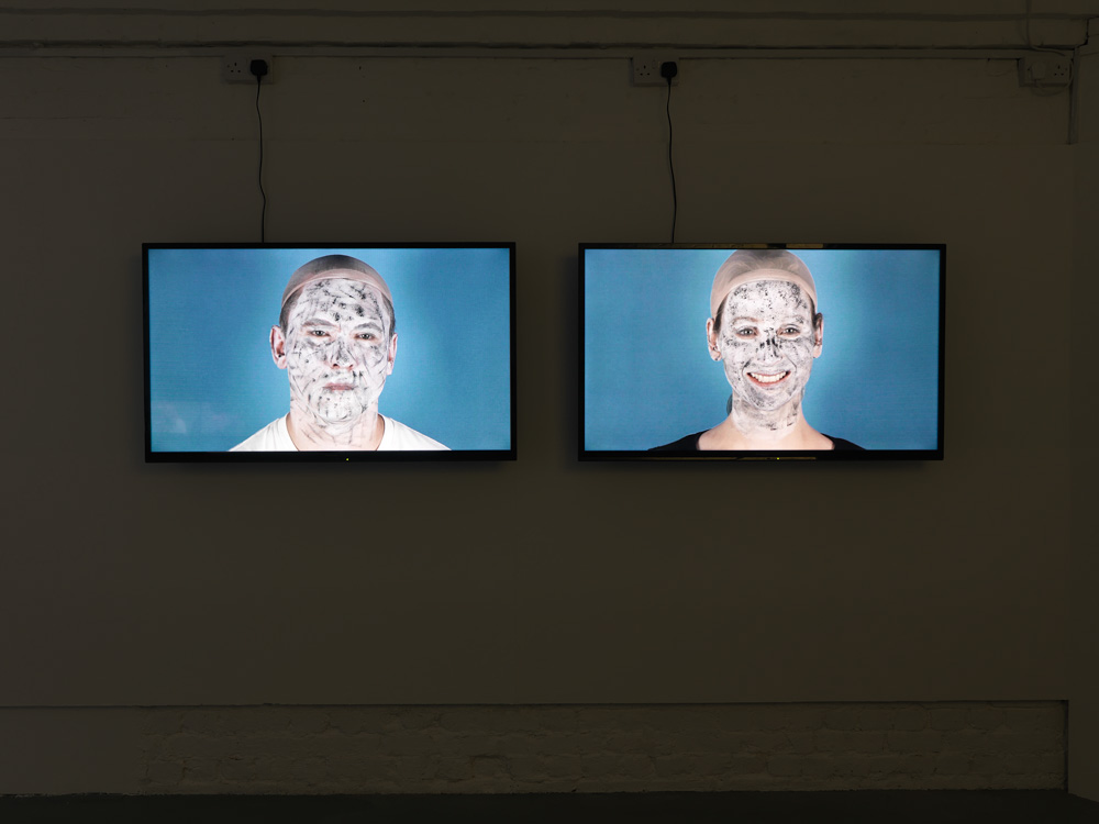 Anja Kirschner and David Panos, Uncanny Valley, Borbala Soos