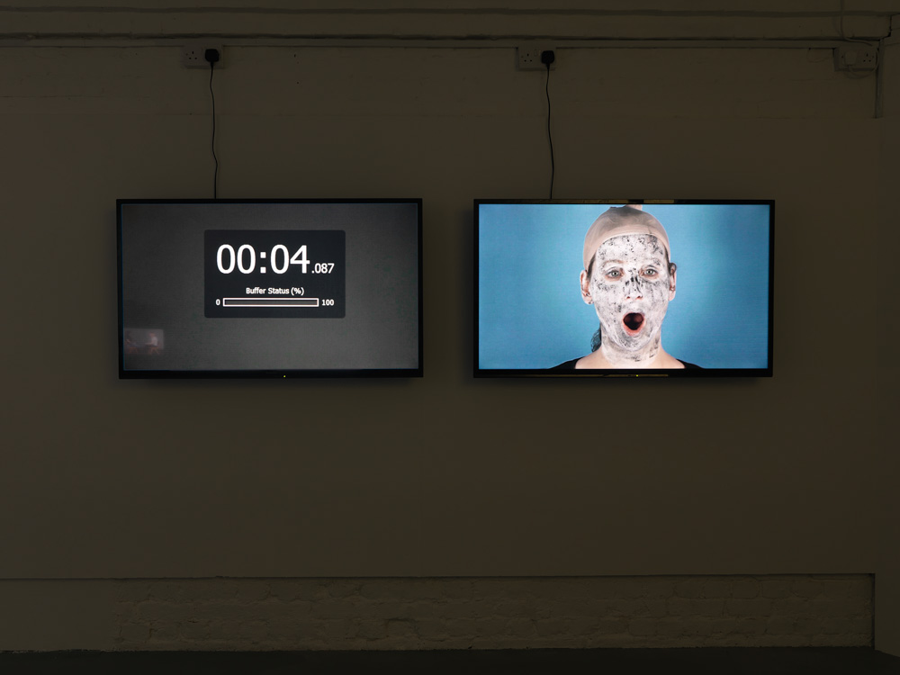 Anja Kirschner and David Panos, Uncanny Valley