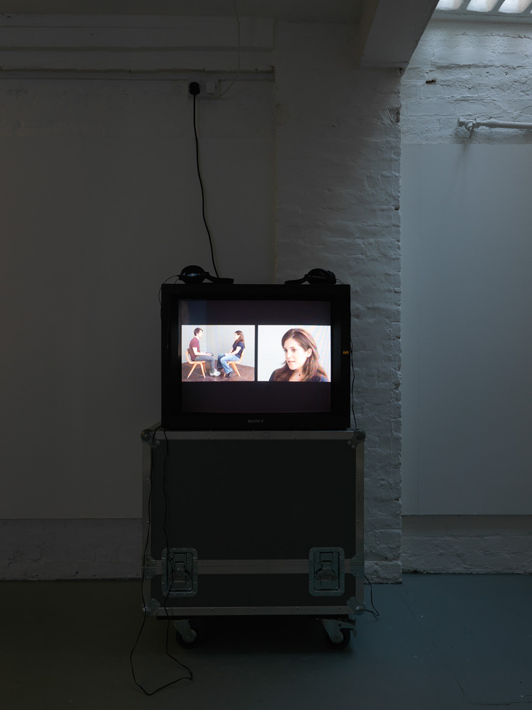 Anja Kirschner and David Panos, Living Truthfully Under Imaginary Circumstances