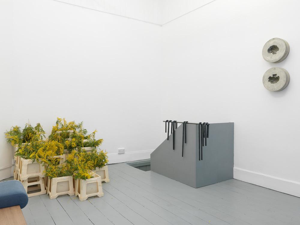 Olivier Castel, Mimesis. Florian Roithmayr. Installation View.