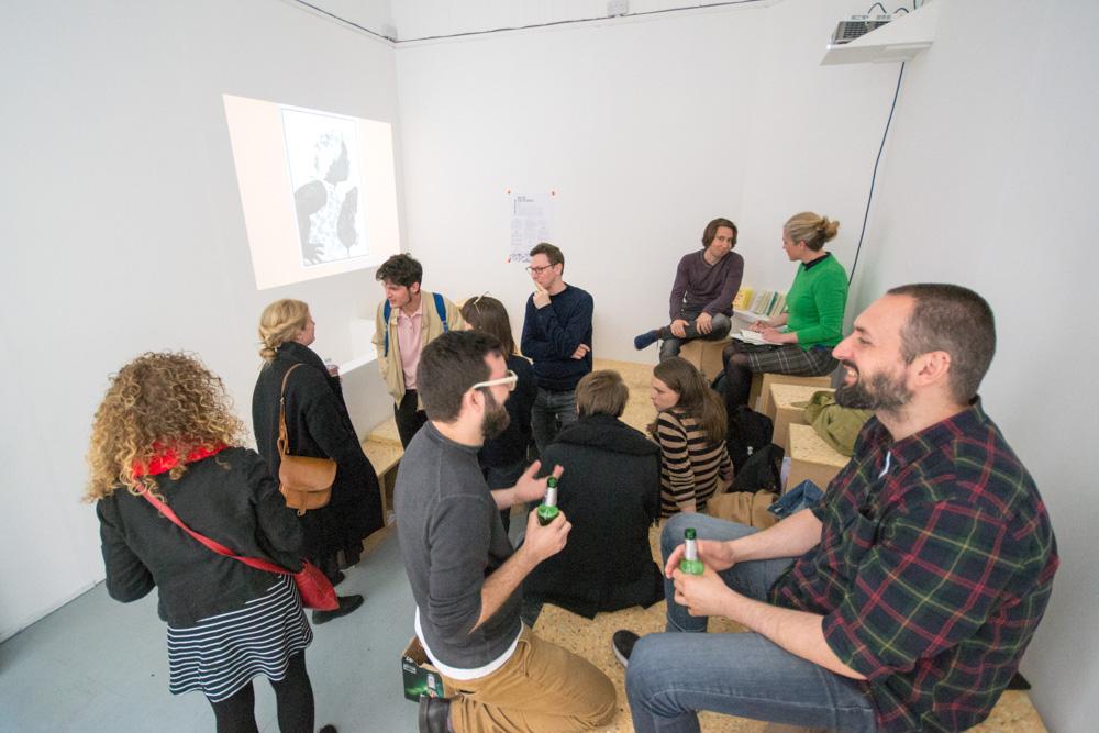 Sabel Gavaldon presentation. Urban Bestiary.