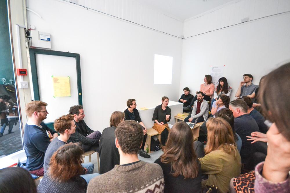 Emily Rosamond presentation. Urban Commons.