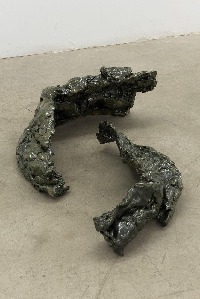 Salvatore Arancio, FDBT 5, (Cracks), 2015