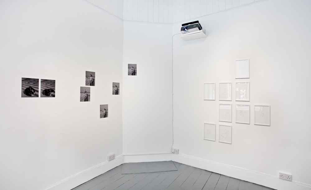 Of Parameters. Installation view