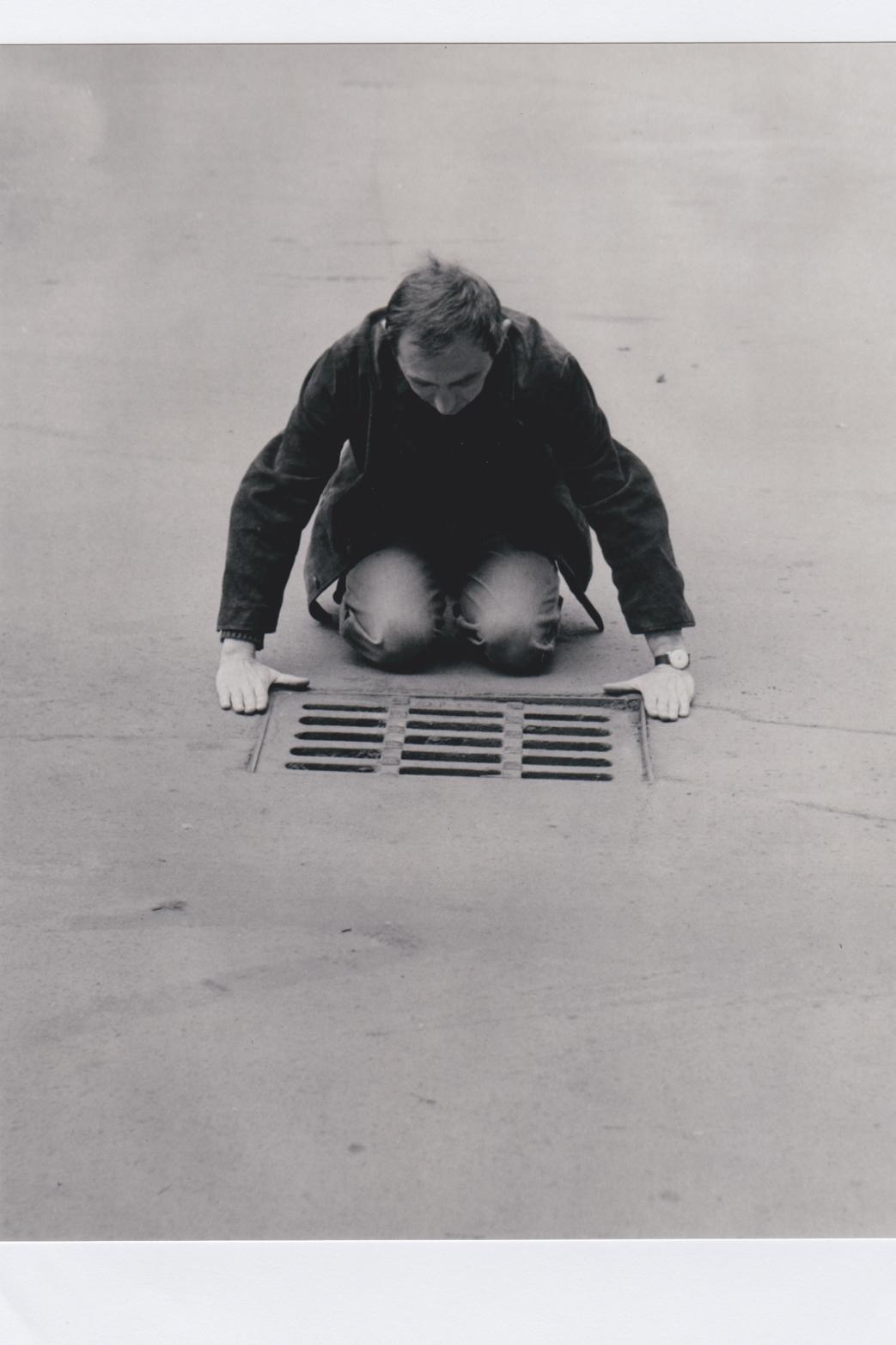 Karel Miler, Grating, 1974