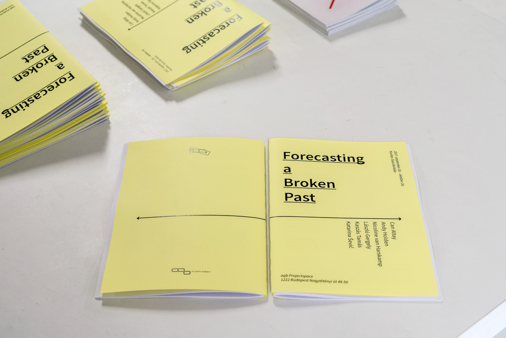 Forecasting a Broken Past, publication.