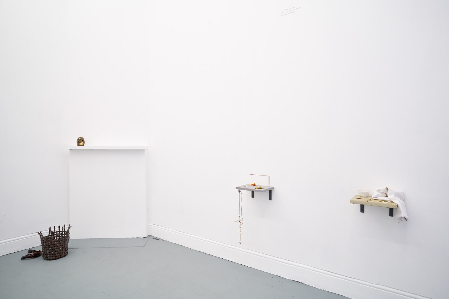 Becoming Plant, installation view, photo: Original&theCopy